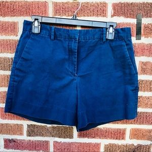 Gap Navy Khakis Cargo Weekend Short